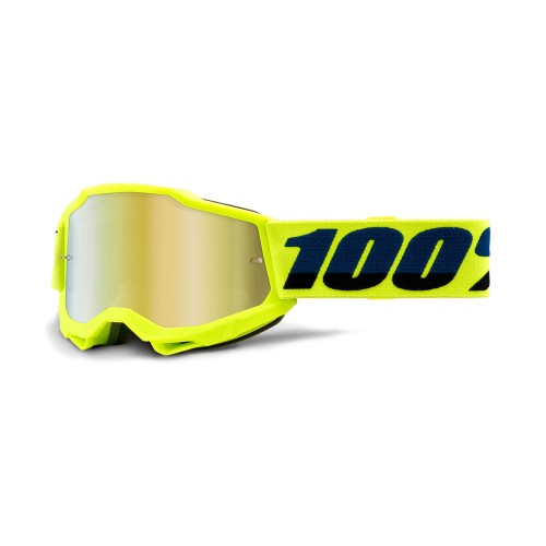 100% - ACCURI 2 YOUTH - FLUO YELLOW