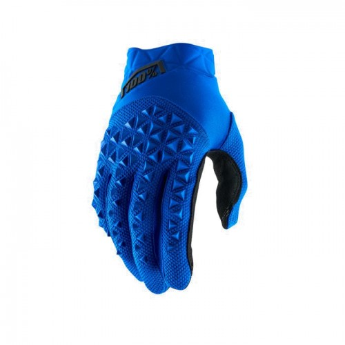 100% - AIRMATIC GLOVE - BLUE BLACK
