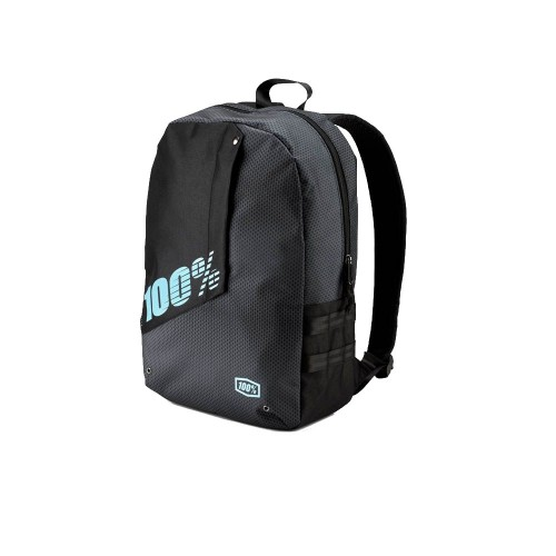 100% - BACKPACK - PORTER CHARCOAL BLACK