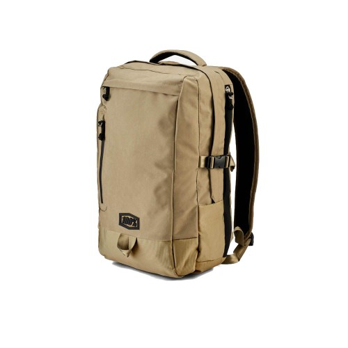 100% - BACKPACK - TRANSIT DESERT TAN