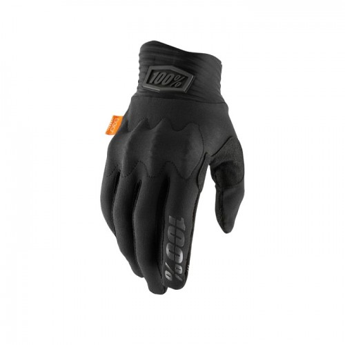 100% - COGNITO GLOVE - BLACK CHARCOAL