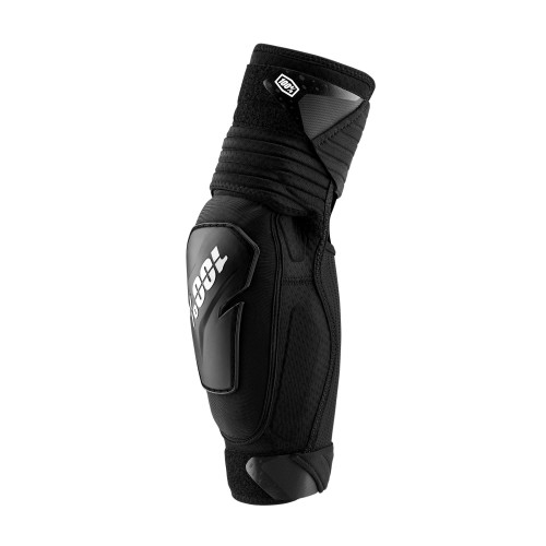 100% - FORTIS ELBOW GUARD BLACK