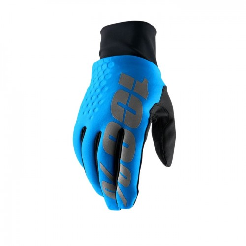 100% - HYDROMATIC - BRISKER GLOVE BLUE