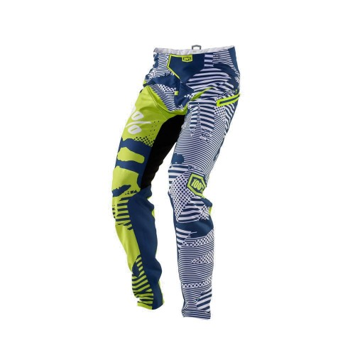 100% - PANTS - R-CORE-X DH WHITE CAMO
