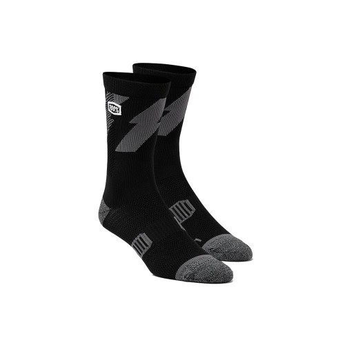 100% - SOCKS - BOLT PERFORMANCE SOCKS - BLACK