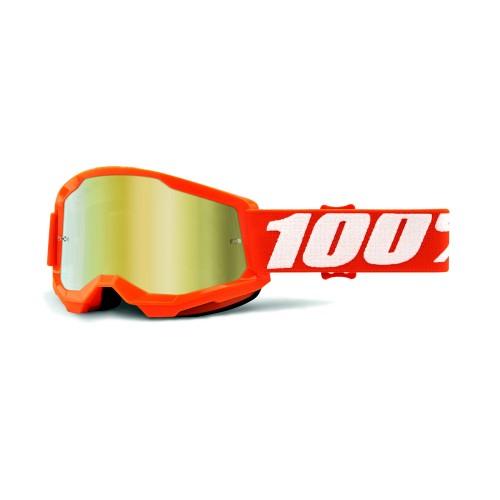 100% - STRATA 2 YOUTH - ORANGE