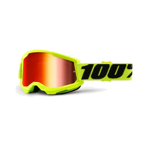 100% - STRATA 2 - FLUO YELLOW