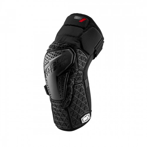 100% - SURPASS KNEE GUARD - BLACK