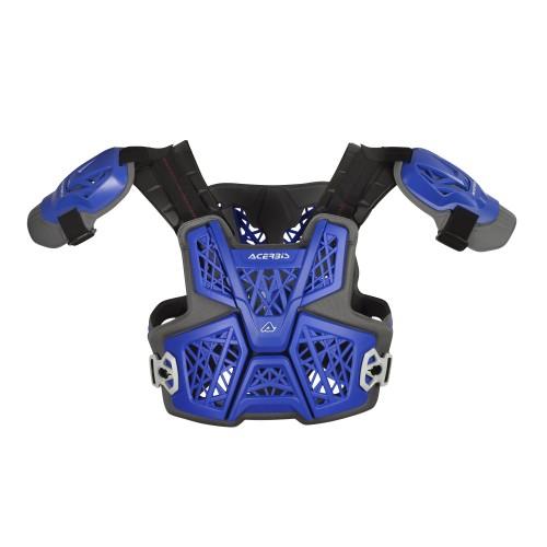 ACERBIS - GRAVITY ROOST DEFLECTOR BLUE