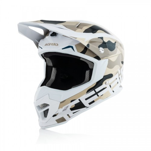 ACERBIS - PROFILE 4.0 HELMET - CAMO BROWN