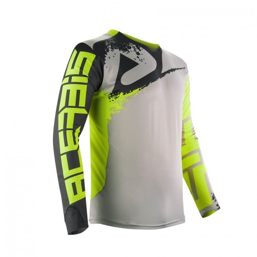 ACERBIS - AEROTUNE SPECIAL EDITION JERSEY - YELLOW BLACK