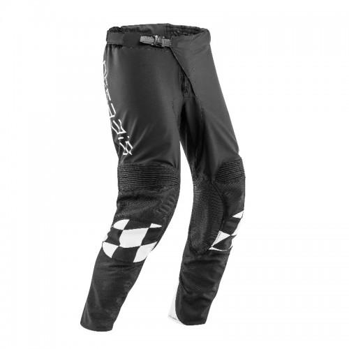 ACERBIS - START & FINISH MX PANTS - BLACK WHITE