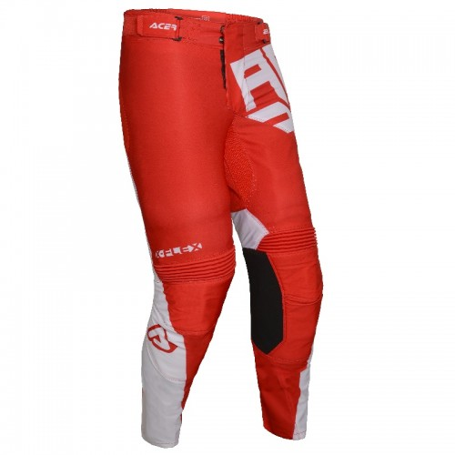 ACERBIS - X-FLEX VEGA PANTS - RED WHITE