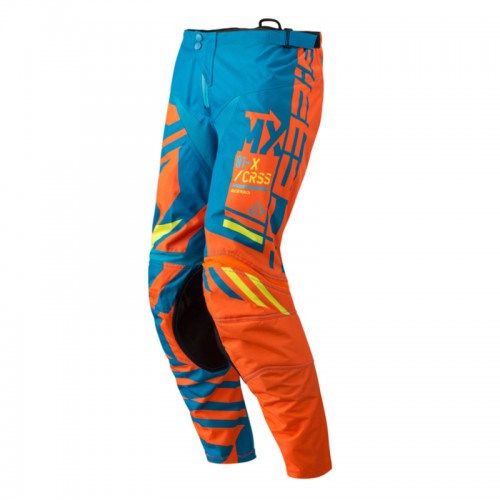 ACERBIS - FITCROSS MX PANTS - BLUE ORANGE