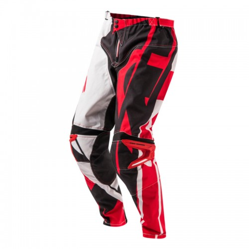 ACERBIS - PROFILE MX PANTS - BLACK RED