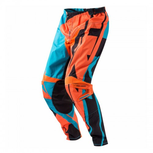 ACERBIS - PROFILE MX PANTS - ORANGE BLUE