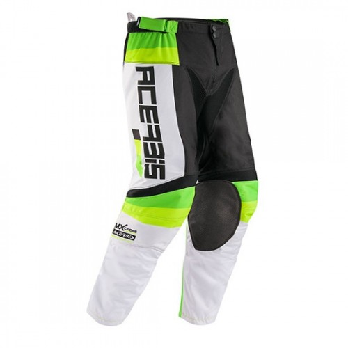 ACERBIS - SPACELORD MX PANTS - BLACK GREEN