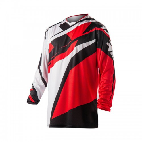 ACERBIS - PROFILE JERSEY - BLACK RED