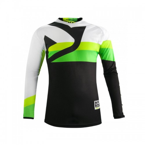 ACERBIS - SPACELORD JERSEY - BLACK GREEN