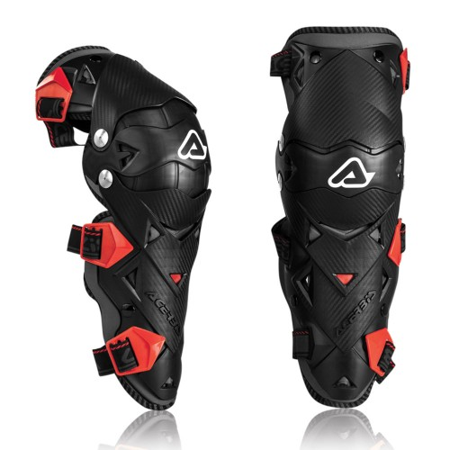 ACERBIS - KNEE GUARD - IMPACT EVO 3 BLACK