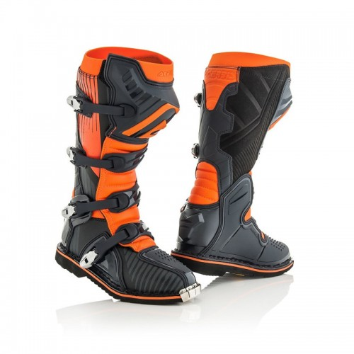 ACERBIS - X-PRO V. - BLACK ORANGE
