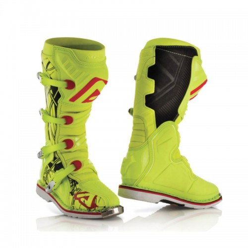 ACERBIS - X-PRO V. - YELLOW FLUO BLACK