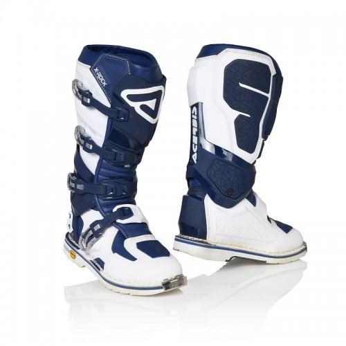 ACERBIS - X-ROCK - BLUE WHITE