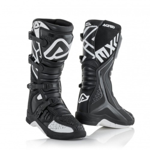 ACERBIS - X-TEAM - BLACK WHITE