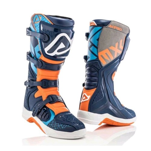 ACERBIS - X-TEAM - BLUE ORANGE
