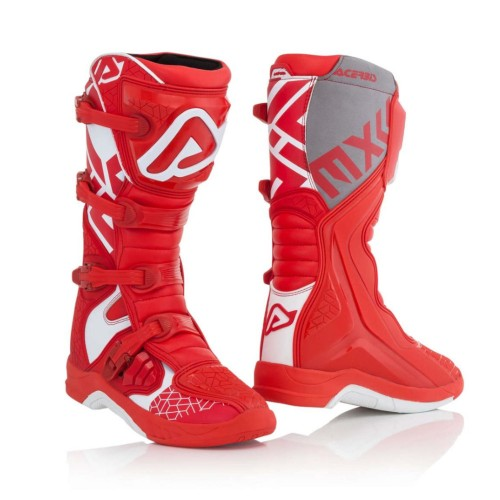 ACERBIS - X-TEAM - RED WHITE