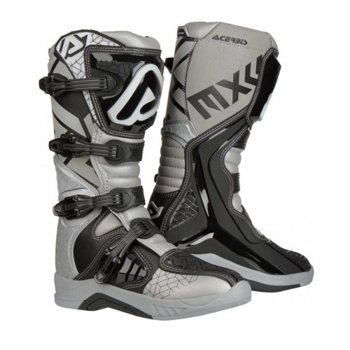 ACERBIS - X-TEAM - SILVER WHITE