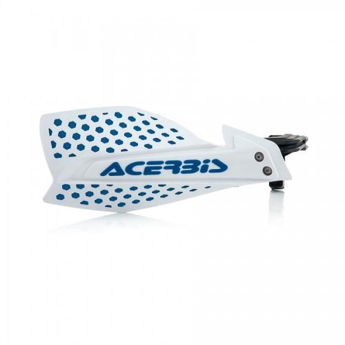 ACERBIS - X-ULTIMATE HANDGUARDS - WHITE/BLUE