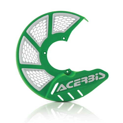ACERBIS - X-BRAKE 2.0 FRONT DISC COVER GREEN