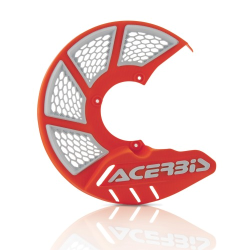 ACERBIS - X-BRAKE 2.0 FRONT DISC COVER ORANGE