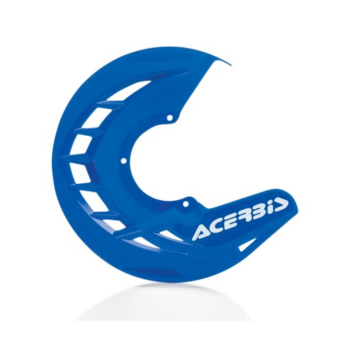 ACERBIS - X-BRAKE FRONT DISC COVER BLUE