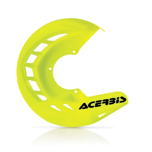 ACERBIS - X-BRAKE FRONT DISC COVER YELLOW