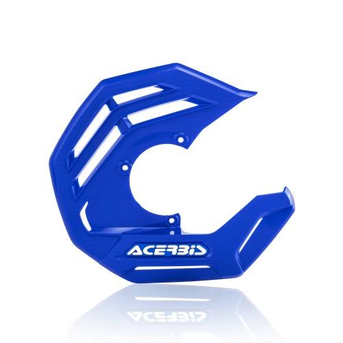 ACERBIS - X-FUTURE FRONT DISC COVER BLUE