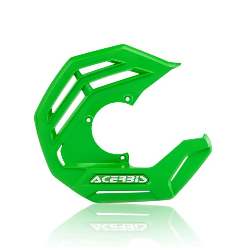ACERBIS - X-FUTURE FRONT DISC COVER GREEN