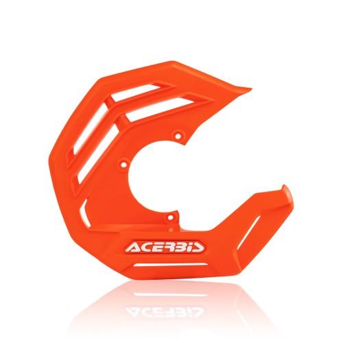 ACERBIS - X-FUTURE FRONT DISC COVER ORANGE 16