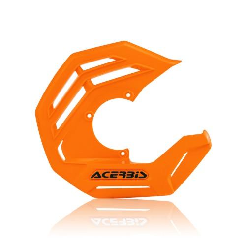 ACERBIS - X-FUTURE FRONT DISC COVER ORANGE