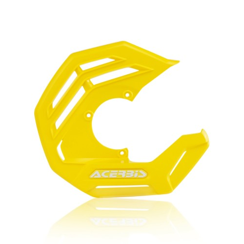 ACERBIS - X-FUTURE FRONT DISC COVER YELLOW