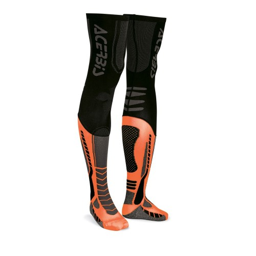 ACERBIS - MX SOCKS X-LEG  - BLACK ORANGE