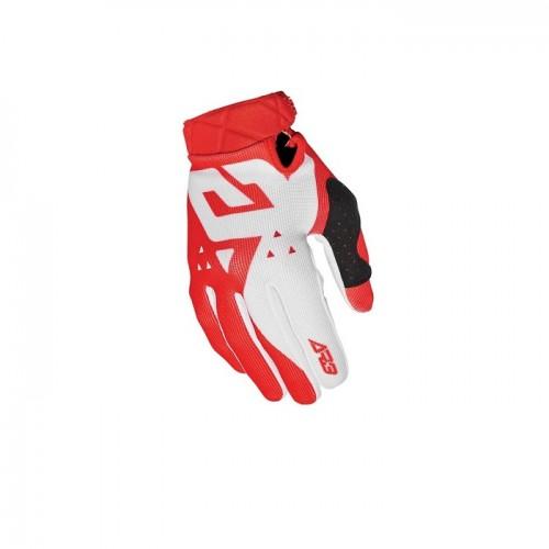 ANSR - A21 AR3 PACE GLOVE -  WHITE RED