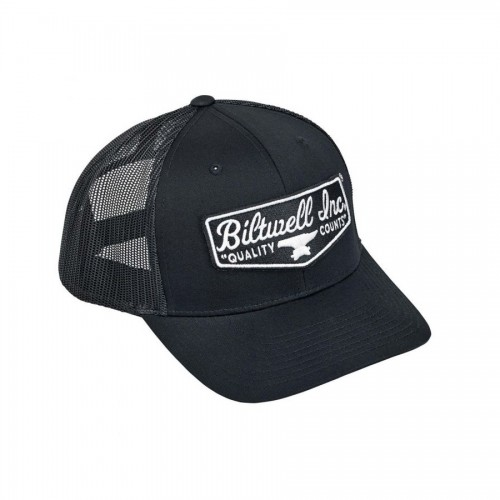 BILTWELL - SHIELD SNAPBACK BLACK GREEN