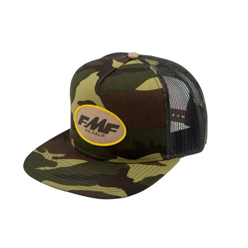 FMF RACING - SPARK HAT CAMO