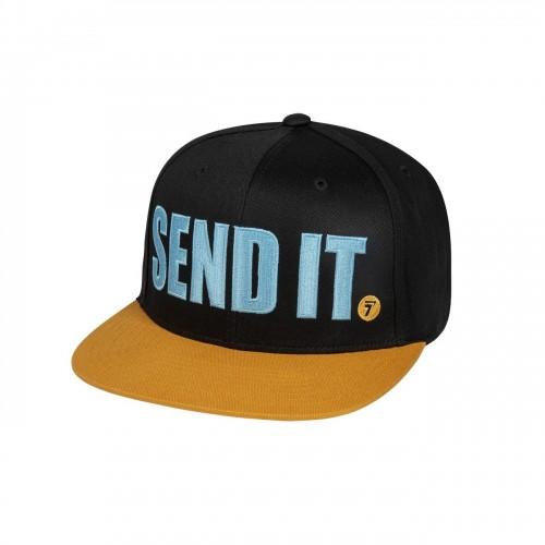 SEVEN MX - HAT - YOUTH SEND IT NAVY OSFM