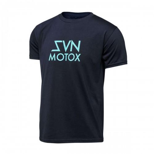 SEVEN MX - SHIRT - FUTURA TEE NAVY