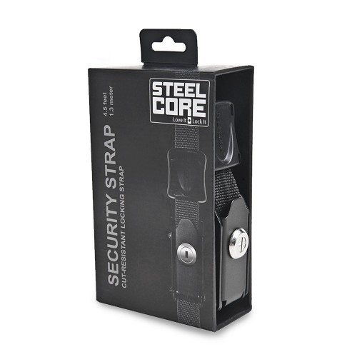STEELCORE - SECURITY STRAP BLACK