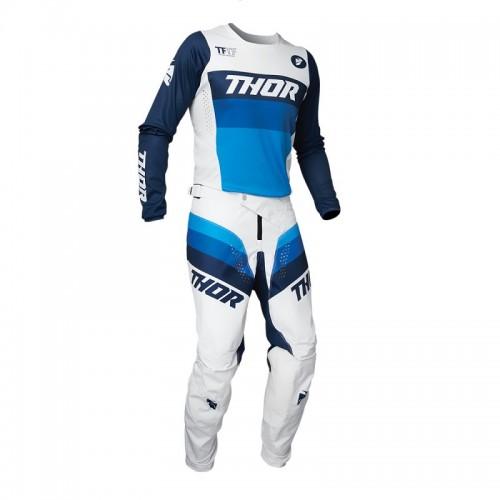 THORMX - PULSE RACER WHITE/NAVY