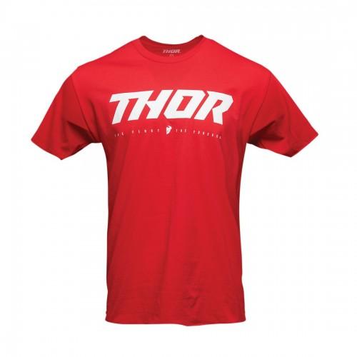 THOR  - S20 LOUD 2 RED TEE